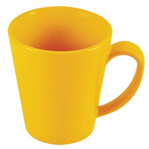 Supreme Acrylic Mug - Yellow