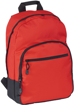 Halstead Backpack - Red
