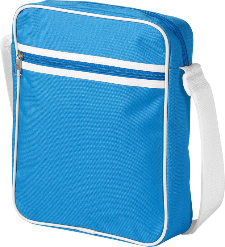 San Diego Shoulder Bag - Light Blue