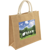 Jute Bag for Life - Full Colour Print