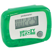 Clip On Pedometer - Translucent Green