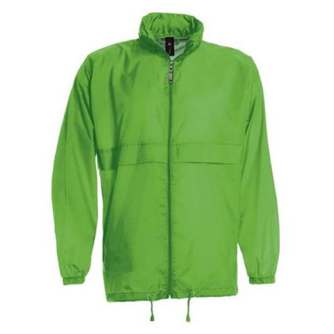 Sirocco Lightweight Jacket - Real Green