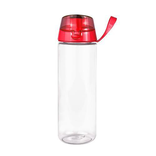 Stay Hydrated Water Bottle - Red