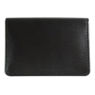 RFID Warwick Leather Oyster Card Holder - Black