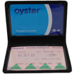 RFID Warwick Leather Oyster Card Holder - Open Card Holder