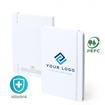 A5 Antibacterial Notebooks - Branded